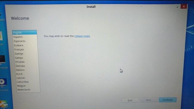 古いPCにLinuxを入れて現役復帰させよう<ChaletOSのインストール方法